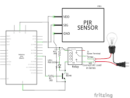 pir motion sensor wiring diagram and wire large stunning light 4 wire sensor color code at Sensor Wiring Diagram