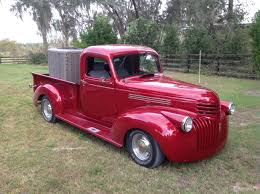 Check Out this Classic Car, a 1941 Chevrolet Truck | Touchstone ...
