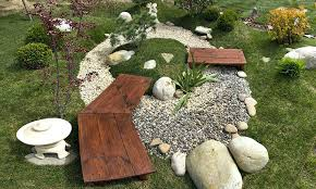 Rock Garden Design Ideas Simple Garden Rocks Gravel Fabulous Decorating Ideas With And Stones Rock