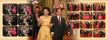 Christojati Album Design Jakarta 50th Wedding Anniversary