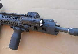 Inforce Ir Light Dr Range Report Inforce Wml Weapon Mounted Light Tactical
