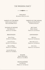 sample wedding program wording wedding programs wedding program wording program samples program