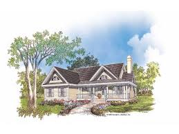 Modest  yet Appealing HWBDO Country from BuilderHousePlans com