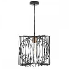 taplow cer ceiling pendant light in copper and black finish tap0122