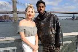 Sienna miller turned heads when she took to the golden globes red carpet at the beverly hilton hotel on sunday night in a very quirky number. Chadwick Boseman Boosts Sienna Miller S Pay In 21 Bridges Hypebeast