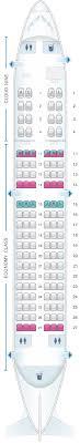 Boeing 737 700 Seating Chart United Seat Map Ethiopian Boeing B737 700 Seatmaestro