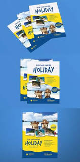 Travel / Vacation Flyer | Pinterest | Flyer Template, Template And ...