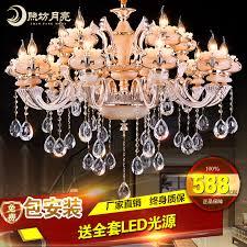 get ations jade living room chandelier european luxury villa restaurant zinc alloy crystal chandelier candle chandelier lighting balcony