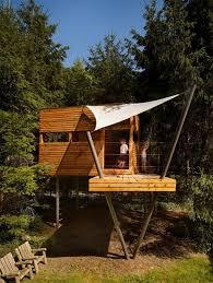 modern tree house plans. 56f3a811e F83f25ecbd824b Diy Cubby House Tree Modern Plans L