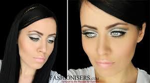 sixties inspired twiggy makeup tutorial