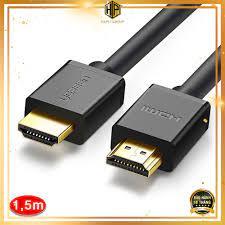 Cáp HDMI 1.4 Ugreen 60269 dài 1,5m hỗ trợ 4K 2K Full HD 1080 - Hapugroup  tốt giá rẻ