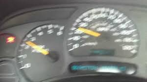 solved 2004 chevy 2500hd shifting speedo problem