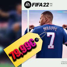FIFA 22: Ultimate Edition für unter 80 € – So sichert ihr euch alle Rabatte