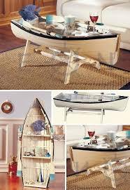 coffee table nautical furniture