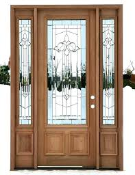 front door glass panels replacement front door glass replacement inserts front doors with side panels replacing