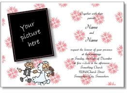 invitation maker online printable wedding invitations free online wedding invitation