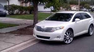 Meet my 2009 I4 Toyota Venza on Dueses... - YouTube