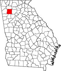 Bartow County Georgia Wikipedia