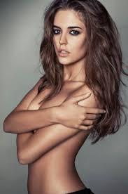 Clara Alonso Model Clara alonso Stunning brunette and Brunettes