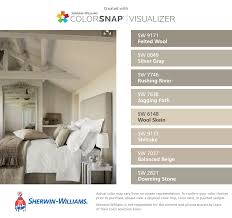 Sherwin Williams Silver Paint Sherwin Williams Felted Wool Sw 9171 Silver Gray Sw 0049