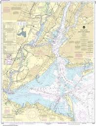 Noaa Nautical Chart 12327 New York Harbor