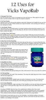 i m pinning this to holistic home apothecary because these are great tips that would work even better with the diy version of vicks which uses essential