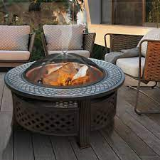 fire pit brazier heavy duty outdoor