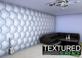 gypsum 3d wall panels
