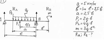 Контрольная Техническая механика НАТК вариант  Задание 3