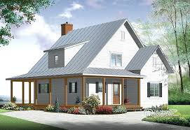 beautiful and small new modern cottage house plan 3 to 4 bedrooms open floor affordable fireplace