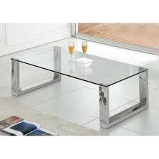 glass chrome table ideas on foter and