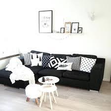 black and white sofa en op bank en bank a black and white black red white