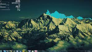 Rainmeter Animated Background posted by ...