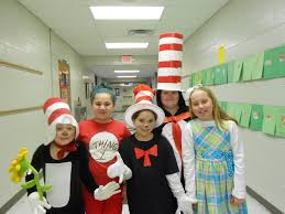 dr seuss day book character costume ideas