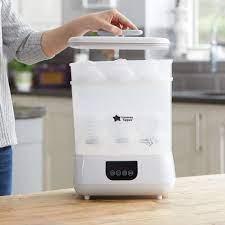 Nên dùng máy tiệt trùng sấy khô bằng màng lọc không khí hay bằng tia UV? -  blogchamcon.vn