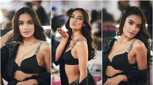 kelsey merritt on making history as the first filipino model at the victoria s secret fashion show