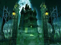 Halloween Graveyard Wallpaper ...