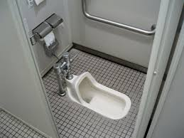 Bathroom Stall Parts Extraordinary How To Use A Squat Toilet In China