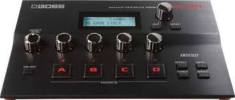 <b>Roland</b> GT-001 <b>гитарный процессор</b>