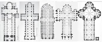 Medieval Norwich Cathedral Plans And DrawingsCathedral Floor Plans