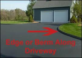 cost to resurface asphalt driveway. Wonderful Resurface Bermoredgealongdriveway On How Much Is Paving A Driveway With Cost To Resurface Asphalt L