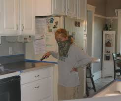 Paint Counter Top Kammys Korner Painted Kitchen Counter Tops