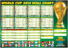 World Cup 2014 Schedule World Cup 2014 Fifa World Cup World