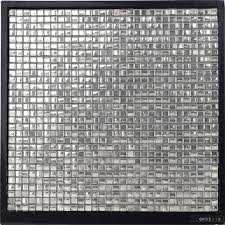gm05 10 waterproof decorative glass mosaic silver backsplash kitchen tile