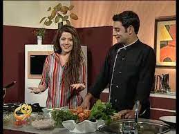 Ahmad Sher 2nd Cooking Show On Rohi TV Part 1 - YouTube