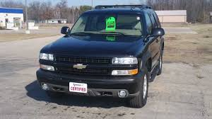 2006 Chevrolet Tahoe For Sale at Koehne Chevy, Marinette, WI - YouTube