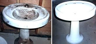 porcelain repair porcelain sink repair porcelain sink repair pedestal sink repair porcelain sink repair kit porcelain sink hairline