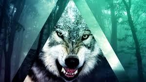 значение тату волка для девушек и парней волк воющий на луну стая волков L1pxetynr4