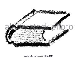 literature symbol stock photo royalty image alamy open book linear illustration · art book pictogram symbol pictograph trade symbol literature sign
