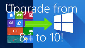 How To Upgrade Windows 8 To Windows 10 Upgrade Windows 8 1 To Windows 10 Rtm Without Losing Data Step By Step